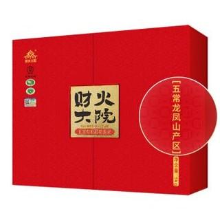 柴火大院 五常有机稻花香米 5kg 礼盒装 *2件
