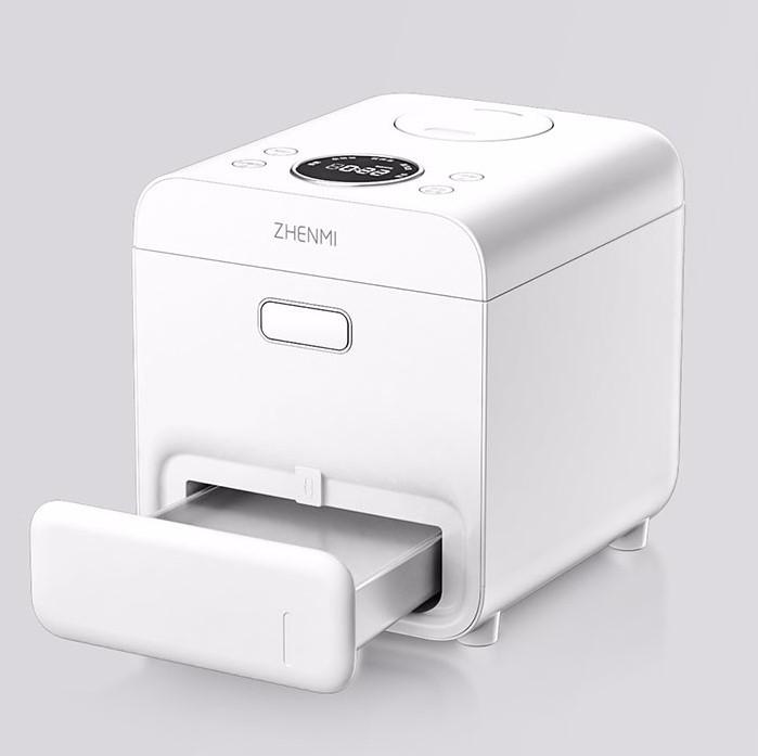 ZHENMI 臻米 X6 脱糖电饭煲 3L 白色