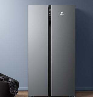 VIOMI 云米 BCD-598WMSA 对开门冰箱 598L
