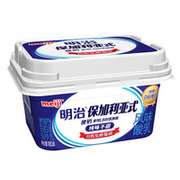 明治Meiji保加利亚式酸奶 无糖酸奶 180g *10杯