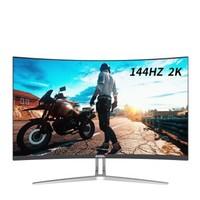 Game Demon 游戏悍将 AK27QC 27英寸 电竞曲面显示器 (2560*1440、1800R)