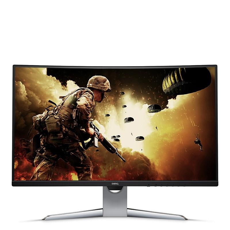 BenQ 明基 EX3203R 31.5英寸 VA曲面显示器(2560x1440、144Hz、HDR400、FreeSync2)