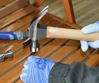 RUR 锐尔 高碳钢羊角锤 总长185mm 250g