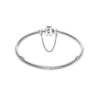 PANDORA 潘多拉 791788-5 女士安全链 银色