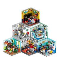 星堡积木 未来梦想家系列 XB-01402 积木
