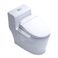 杉本 S-508手柄版智能马桶盖+低水箱马桶