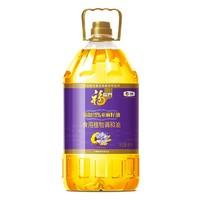 福临门 亚麻籽植物调和油 5L