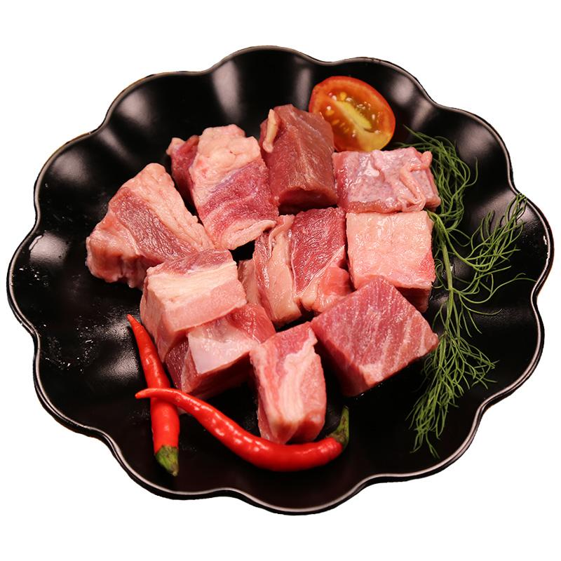 恒都澳洲牛腩块6斤新鲜原切牛肉红烧牛腩食材