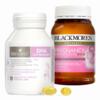 BLACKMORES 澳佳宝 孕妇DHA胶囊 60粒+孕妇黄金素 180粒