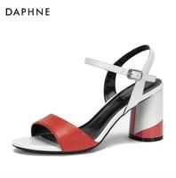 DAPHNE 达芙妮 1018303325 女士凉鞋