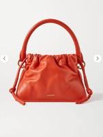 Yuzefi Bom 女款皮革迷你手提包