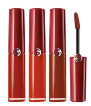 GIORGIO ARMANI 乔治·阿玛尼 小红管烟盒套装 3支装(#405G #400G #401G)