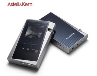 艾利和(Iriver)A&norma SR25 64G 便携HIFI音乐播放器 无损mp3播放器 月光银