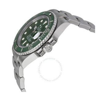 Rolex 劳力士 潜航者系列绿水鬼 116610-LV-97200 男士自动机械腕表