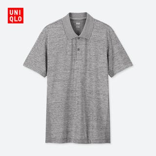 限尺码 : UNIQLO 优衣库 415268  男士POLO衫
