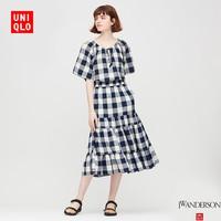 UNIQLO 优衣库 JW ANDERSON联名款 427920 女士层叠裙