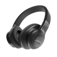 超值黑五、银联爆品日:JBL E55BT 无线蓝牙 头戴式耳机 黑色 *2件