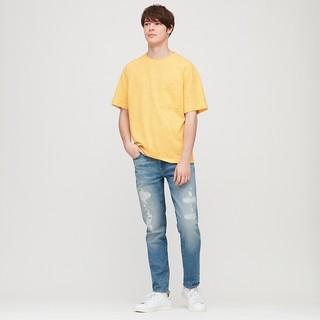 UNIQLO 优衣库 男士圆领短袖T恤 422996