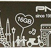 PNY Lovely Attache(City) 系列 Paris USB2.0内存UFDPPRB-16G 16GB