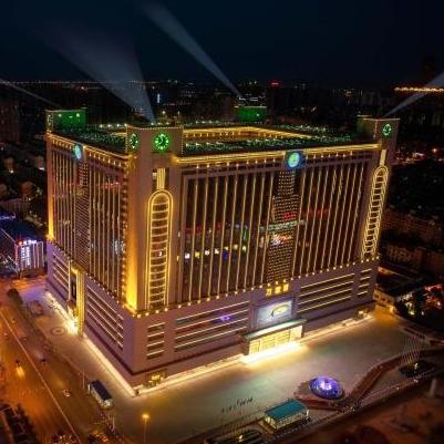 长沙万家丽国际大酒店 豪华套房2晚(含双早)