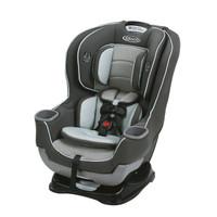 GRACO 葛莱 EXTEND 2FIT 儿童安全座椅 灰白色