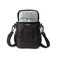 乐摄宝冒险者微单单肩相机包大容量斜挎手提包专业佳能尼康单反包 *5件