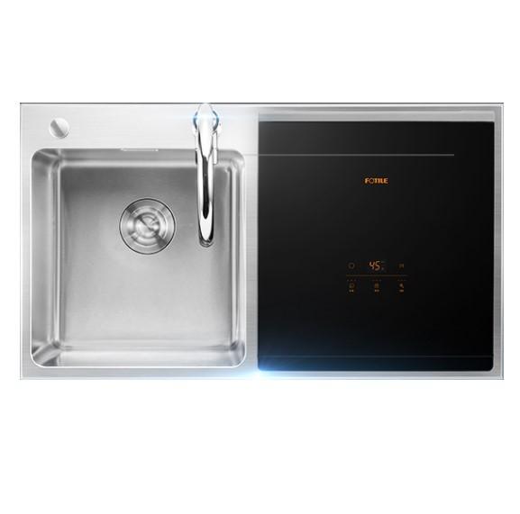 FOTILE 方太 JPSD2T-CJ03 嵌入式水槽洗碗机 8套 黑色