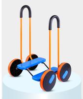 贝沁 儿童平衡车前庭感统器玩具车脚踏车