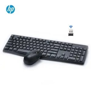 HP 惠普 CS10 无线键鼠 套装 黑色