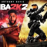 每日游戏特惠:NS《2K20》骨折特惠,95%off仅售25.5元;《光环2周年纪念版》PC版现已推出