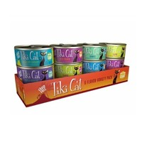 Tiki cat 夏威夷系列 无谷猫罐头 80g*12罐