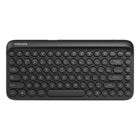 PHILIPS 飞利浦 SPK6624 无线键蓝牙键盘