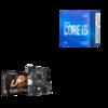 Intel 英特尔 酷睿 i5 10400F CPU处理器  + GIGABYTE 技嘉 B460M D2V 主板