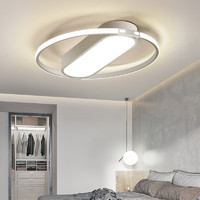 nvc-lighting 雷士照明 EAXK9164 LED吸顶灯 圆形 46W 白色