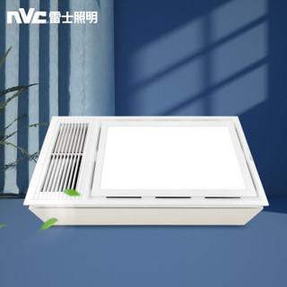 nvc-lighting 雷士照明 E-JC-30BHF 75 多功能四合一浴霸 2200W+30W+12W