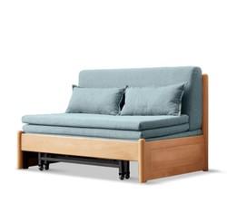 YESWOOD 源氏木语 Y98H01 实木可折叠沙发床