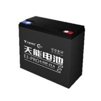 天能 电动车电池 E3-PRO 5只装