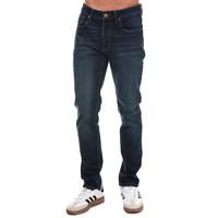 银联专享 : BEN SHERMAN 男士直筒修身牛仔裤