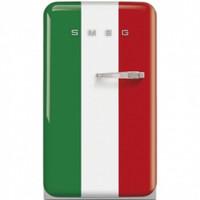 意大利原装进口 斯麦格/SMEG FAB10 厨房家用复古单门冷藏冷冻冰箱 意大利预售