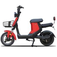 SUNRA 新日 XC1 标准版 电动车 TDTZD-038 牡丹红