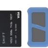 uni Type-C扩展坞  八合一 蓝黑色