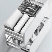 HIGOLD 悍高 4.41.13.308234 厨房抽屉式双层碗架 LGF方管-800柜体
