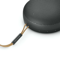 B&O Beosound A1 2nd Gen 便携式蓝牙音箱 亚马逊Alexa语音助手 (黑色)