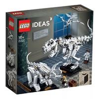 LEGO 乐高 创意系列 21320 恐龙化石