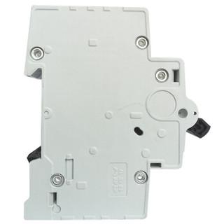 ABB断路器 1P10A漏电保护器微型空气开关带漏保 GSH201 AC-C10