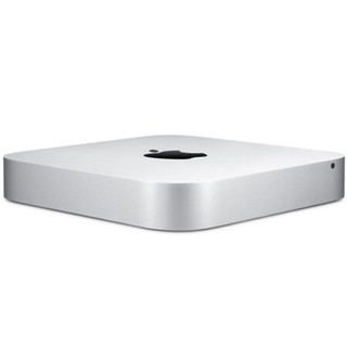Apple 苹果 Mac mini MGEQ2CH/A 台式电脑主机(i5、8GB、1TB) 银色