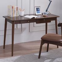 JIAYI 家逸 实木书桌 1米单桌