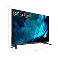 KKTV K48F1 48英寸 液晶电视