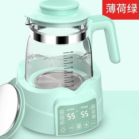 婴儿恒温调奶器玻璃水壶