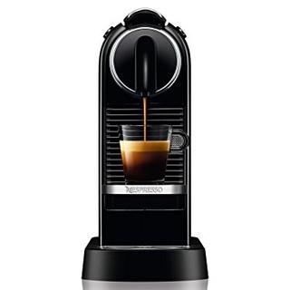 中亚Prime会员 : DeLonghi 德龙 Nespresso EN167.B Citiz 胶囊咖啡机